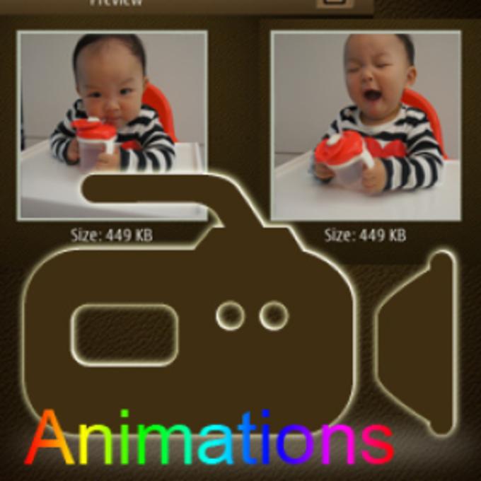 Create Animated BBM Avatar