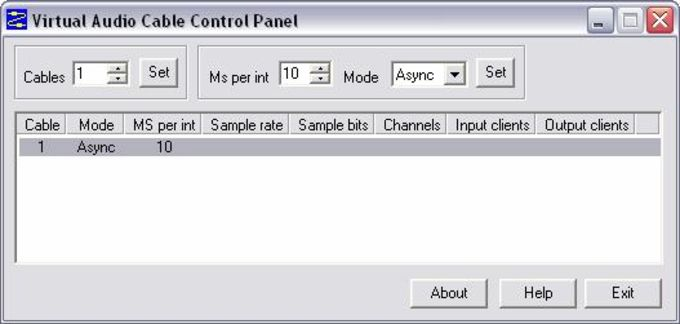 virtual audio cable 4.09