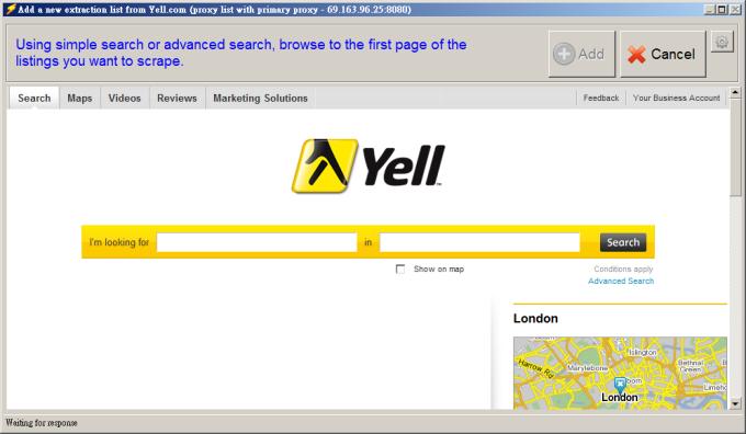 Yello for UK - Yell.com