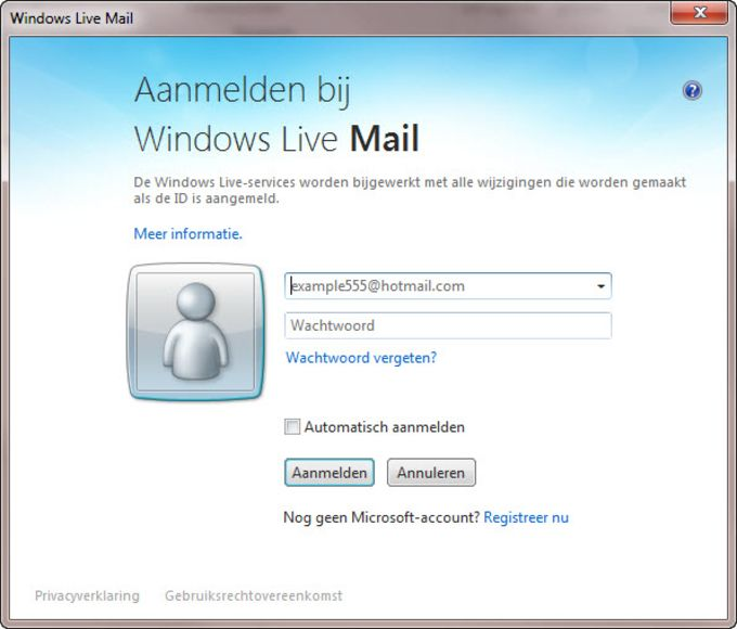 Windows Live Mail