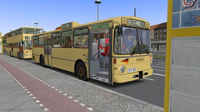 OMSI City Bus 0305