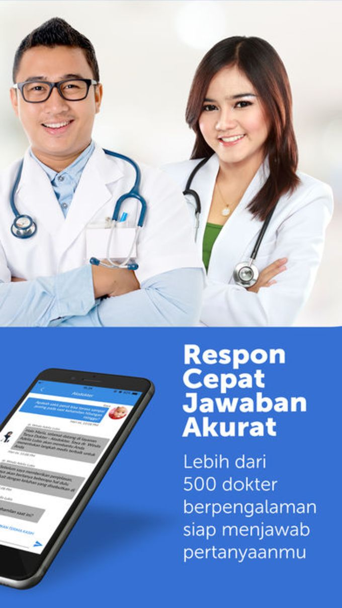 Alodokter: Chat Bersama Dokter