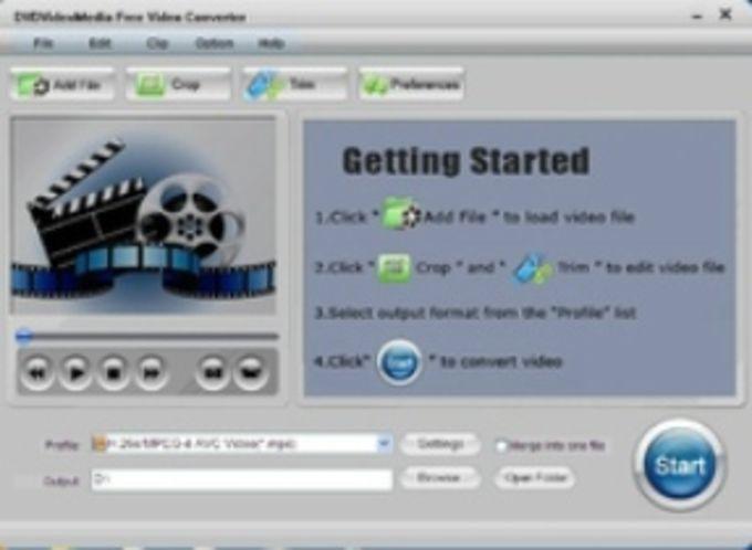 Free DVD Converter Suite