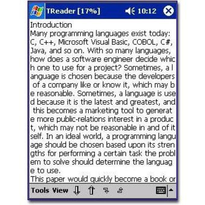 Text Reader