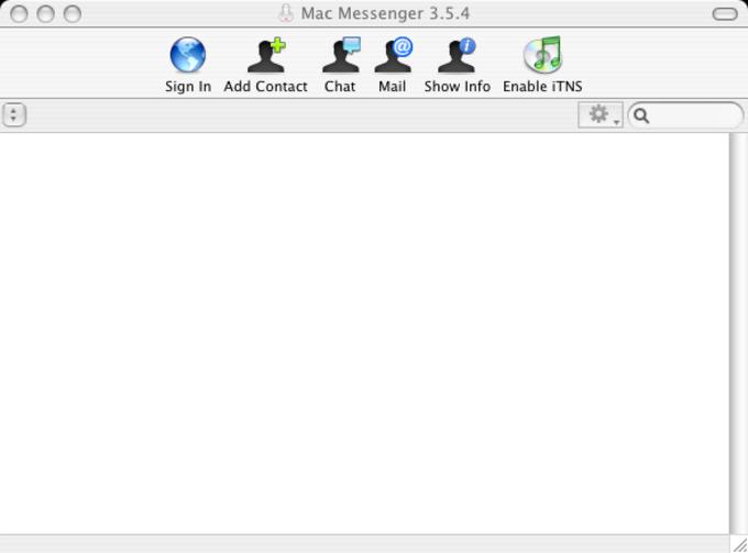 Mac Messenger