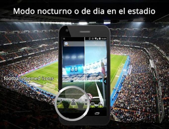 UR 3D Football Cup Live Theme