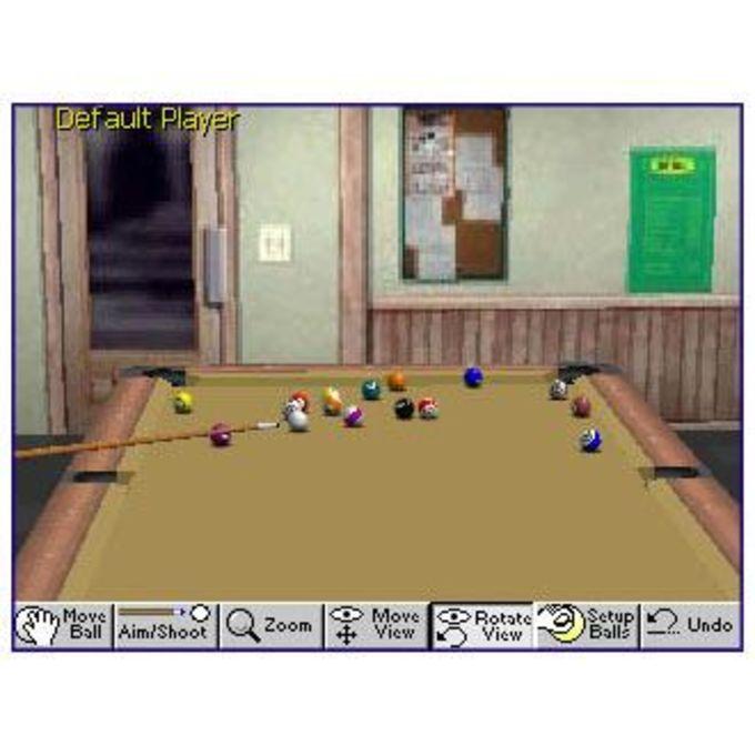 Virtual Pool Mobile