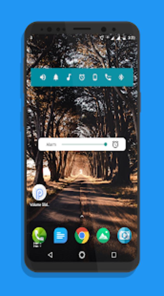Android P Volume Slider  P Volume Control