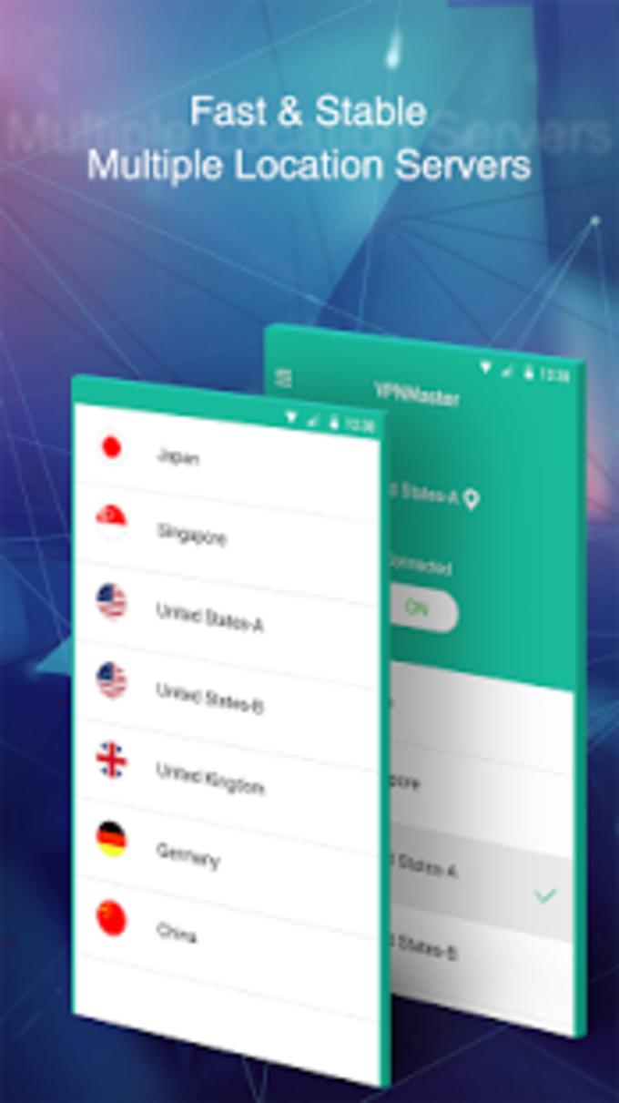 VPN Master - Free VPN Proxy