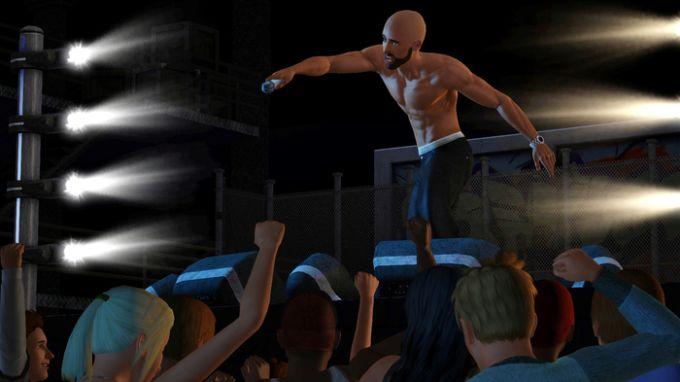 Los Sims 3: Salto a la fama