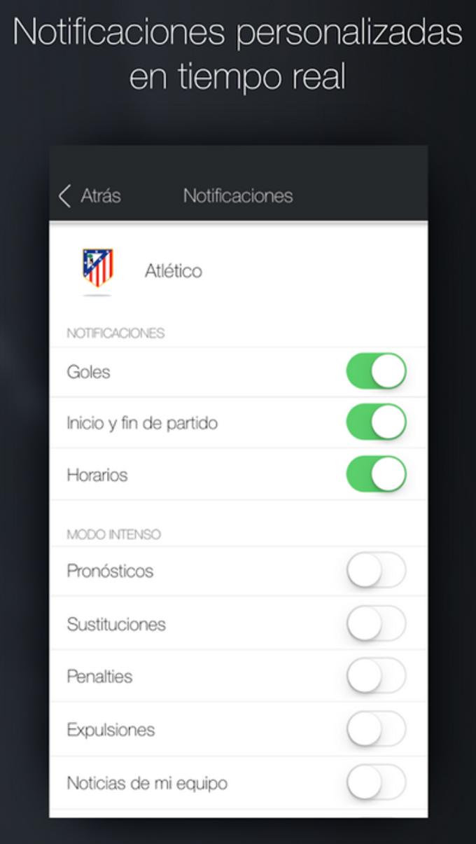 La Liga - App Oficial
