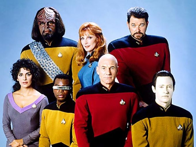 Star Trek Animated Cursors