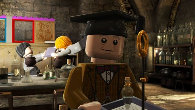 LEGO Harry Potter Lata 5-7