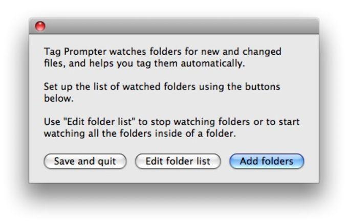 Tag Folders