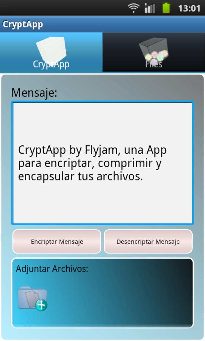 CryptApp
