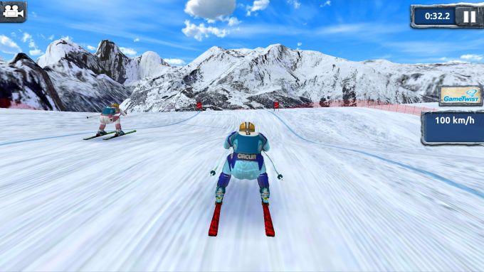 Ski Challenge 15