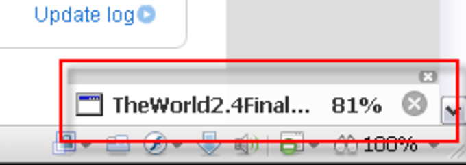 TheWorld Browser