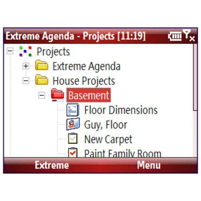eXtrema Agenda