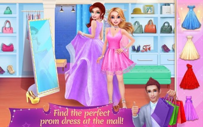 Prom Queen: Date, Love & Dance