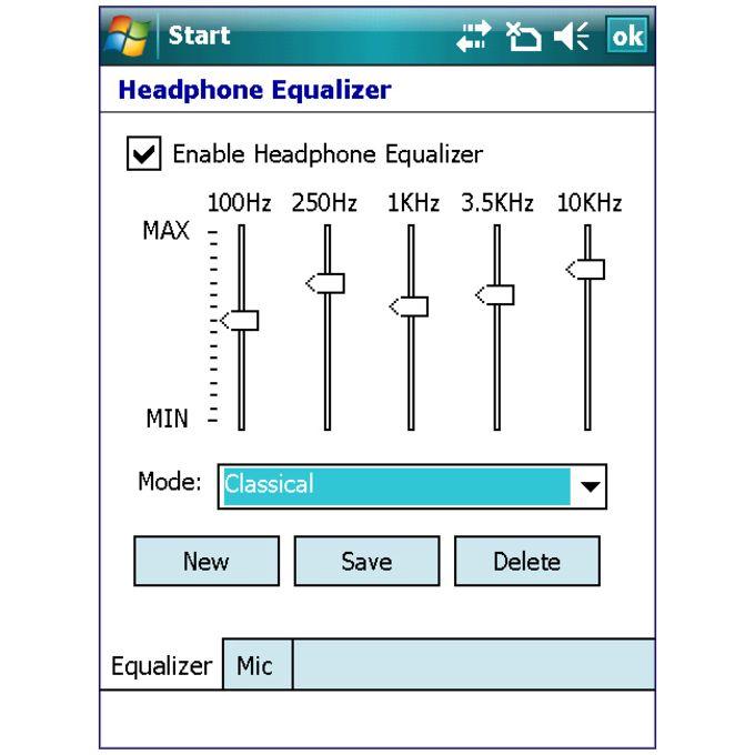 HTC Equalizer