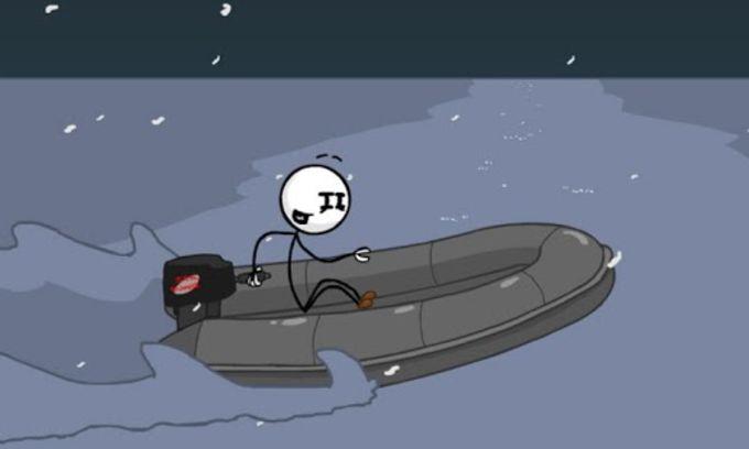 Stick Escape - Adventure Game