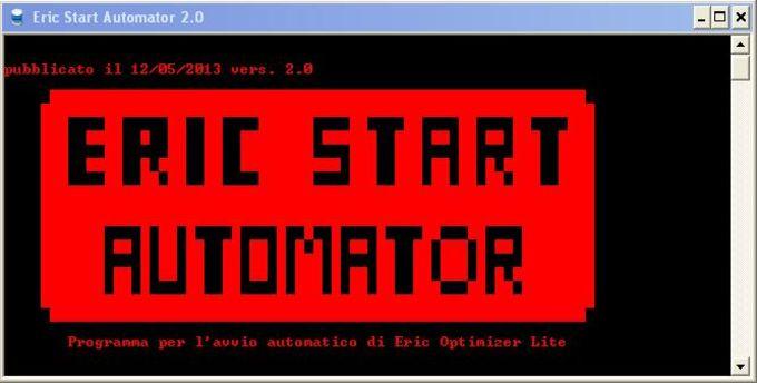Eric Start Automator