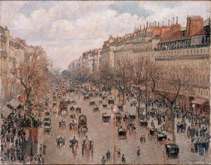 Camille Pissarro Painting Screensaver