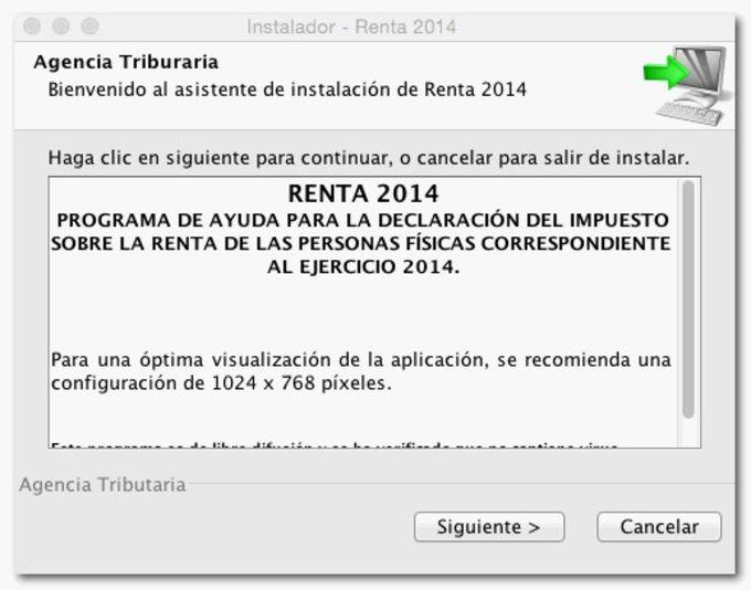 Renta 2014 (Modelo PADRE)