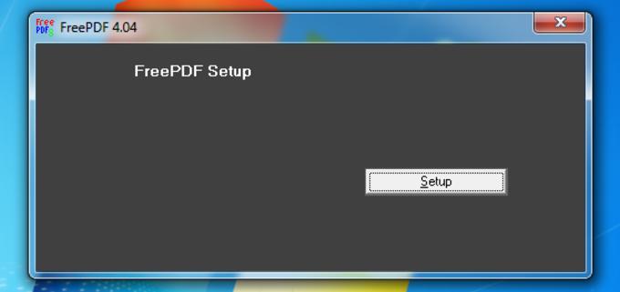 FreePDF XP