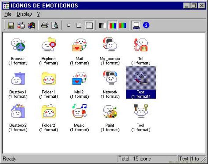 Emoticons Icons