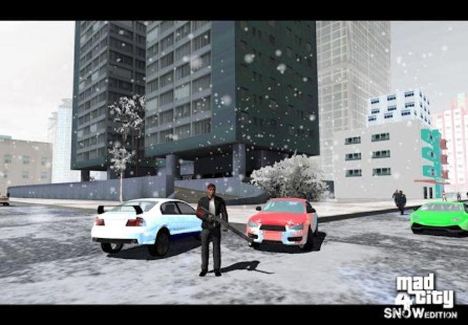 Mad City 4 Winter Edition