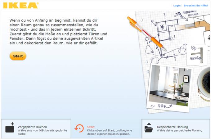 IKEA Küchenplaner Online