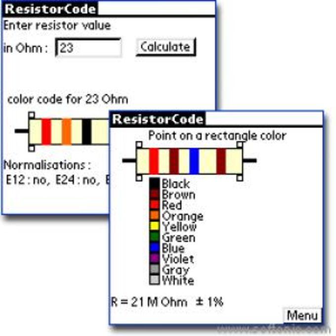 ResistorCode
