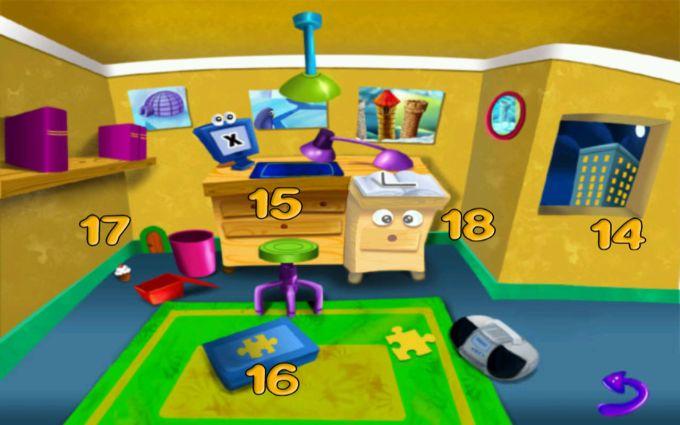 Aprender Matemáticas, juego para niños