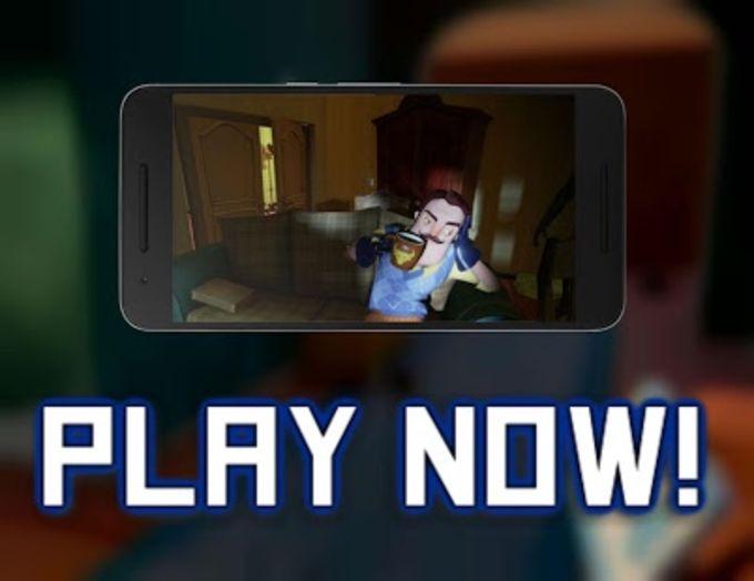 PlayGame for Hello Neighbor