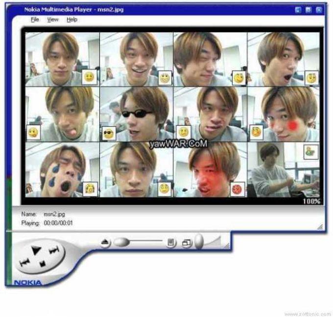 Nokia Multimedia Player