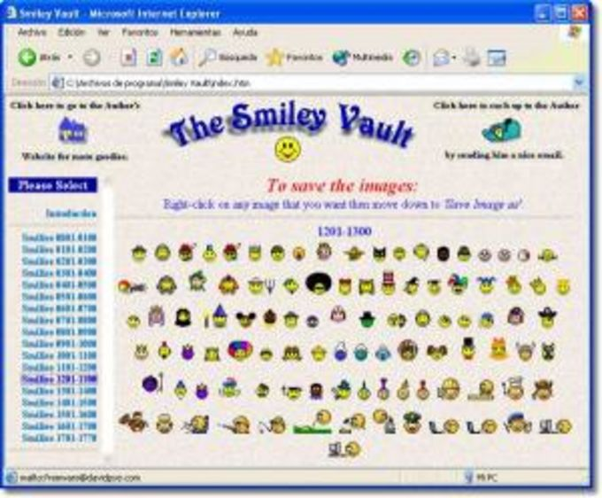 The Smiley Vault