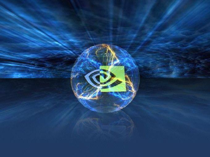 NVIDIA-Orb Screensaver