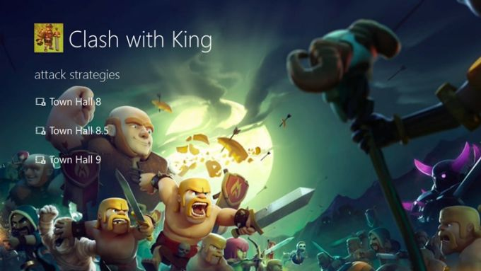 Clash with King