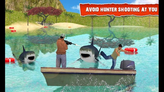 Wild Shark Rescue Simulator – Escape Fish Hunter