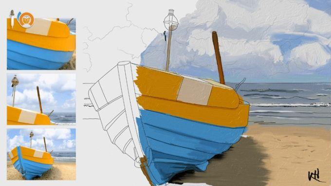 Fresh Paint for Windows 10
