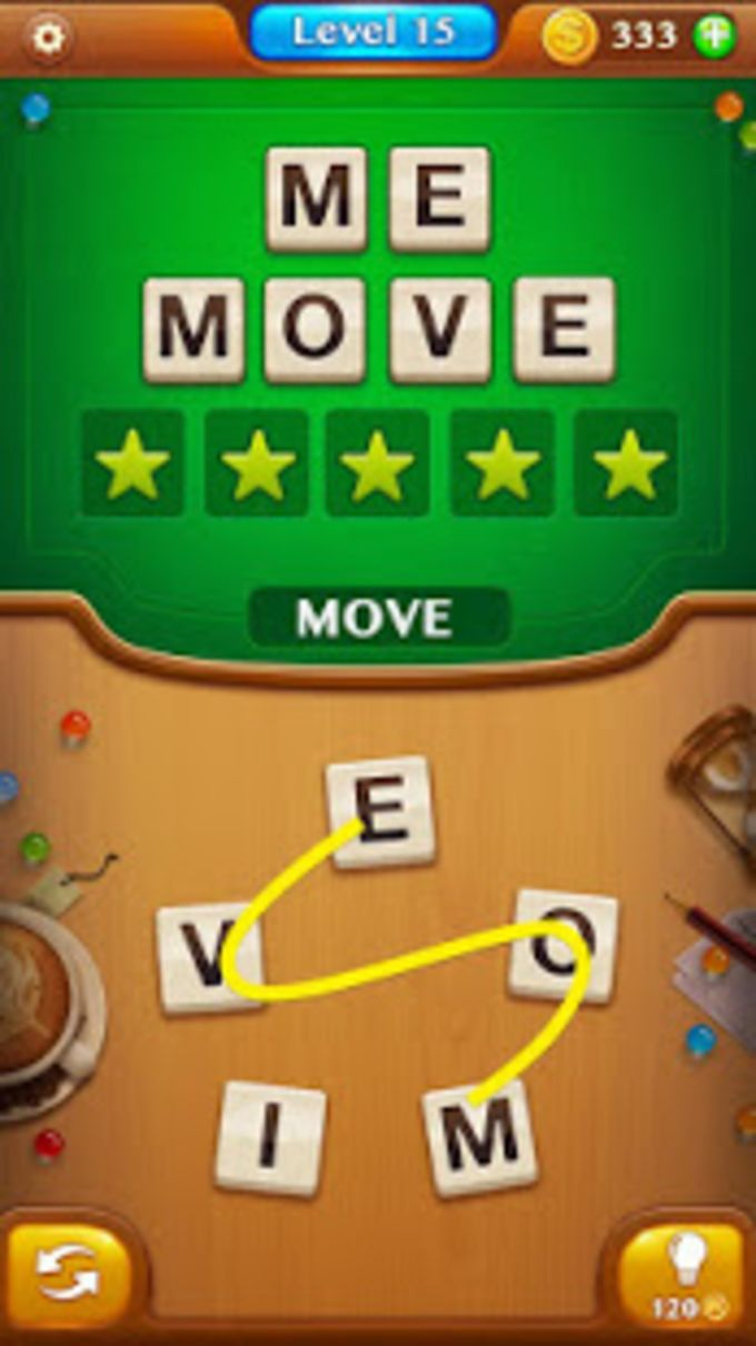 Word Pick  Word Connect Puzzle Game