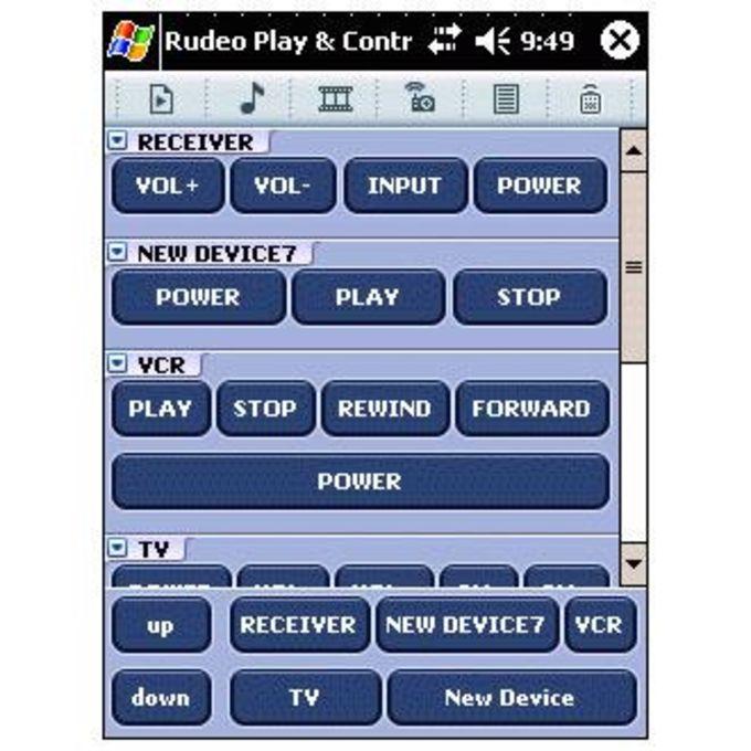 Rudeo Play & Control