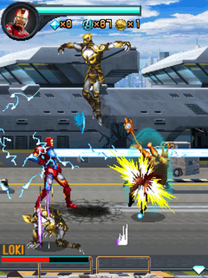 Avengers pour java t l charger - Telecharger avengers ...