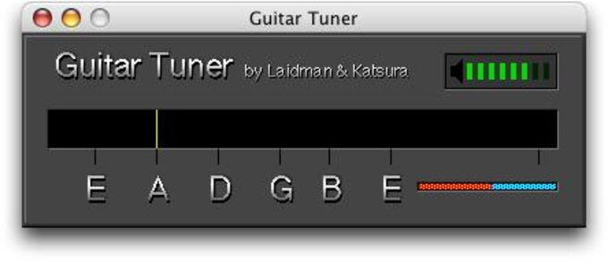 Guitar Tuner For Mac Download