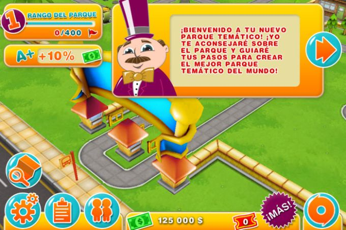 Theme Park - mobplayer.net