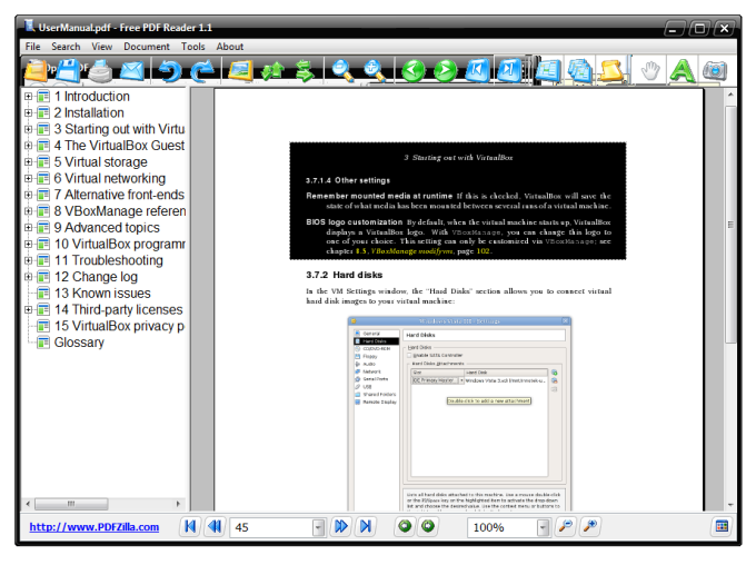 free pdf reader download