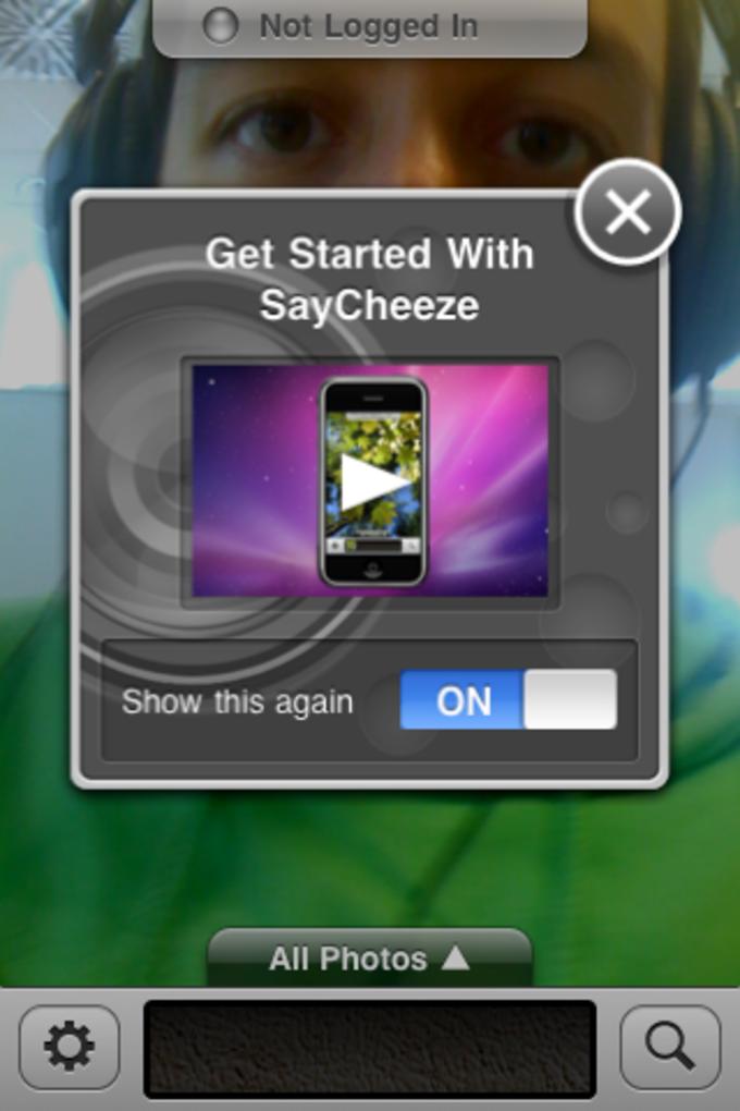 SayCheeze