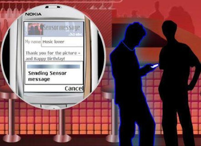 Nokia Sensor