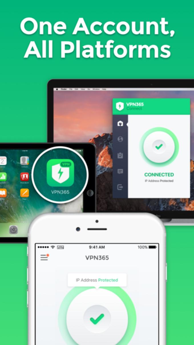 VPN 365 - WiFi Security